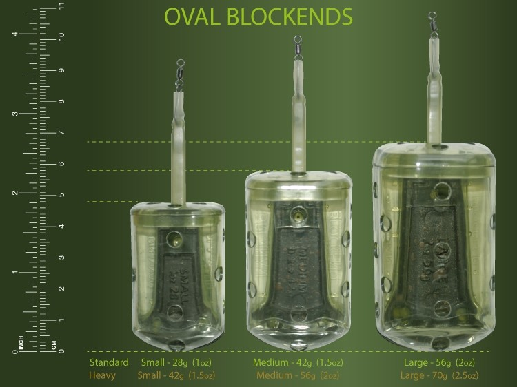 drennan oval blockends