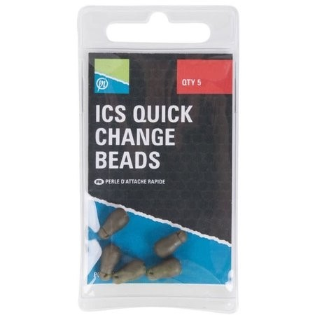 Preston Innovations ICS Quick Change Beads Small Qty 5