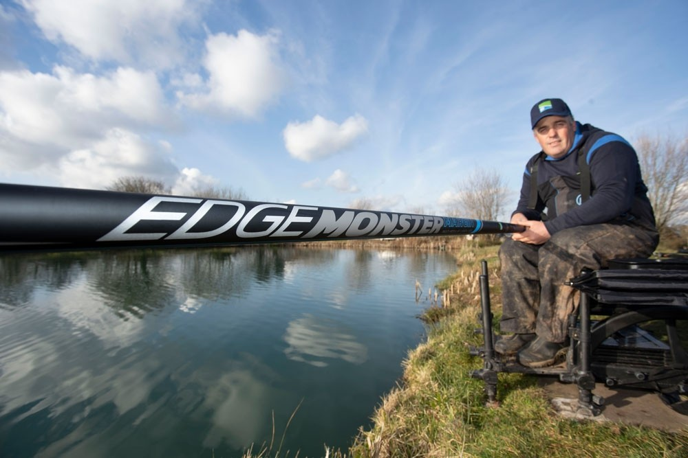 Preston Innovations Edgemonster Margin Pole 8.5m