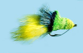Turrall Premium Salt Water Diver Chartreuse Size 4