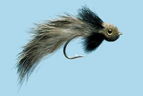 Turrall Widower Natural Premium Saltwater Fly In Size 3/0