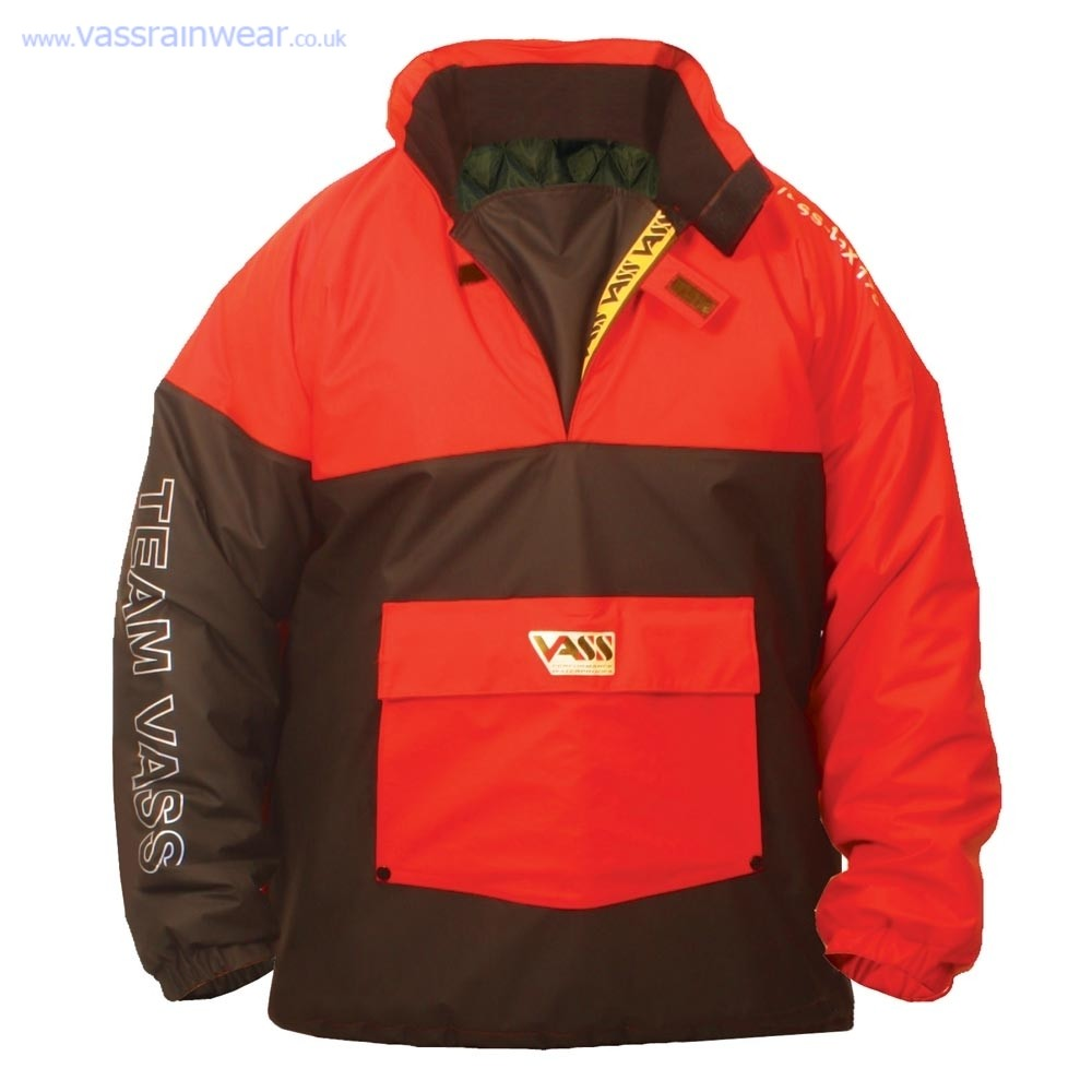 Team Vass 175 Padded Waterproof Smock