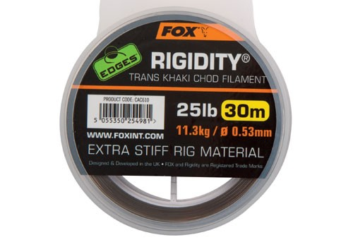 Fox Rigidity Chod