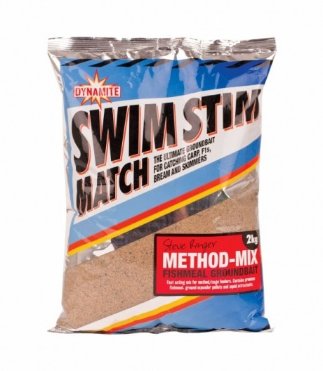 Dynamite Baits Steve Ringer Method Mix Fishmeal Groundbait 2kg