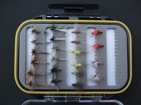 turrall river dries fly pod
