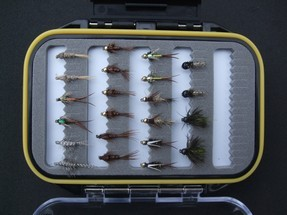 turrall river nymphs fly pod