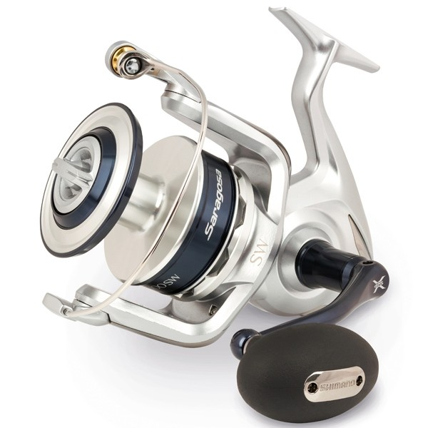 Shimano Saragosa SW5000 Fixed spool spinning reel
