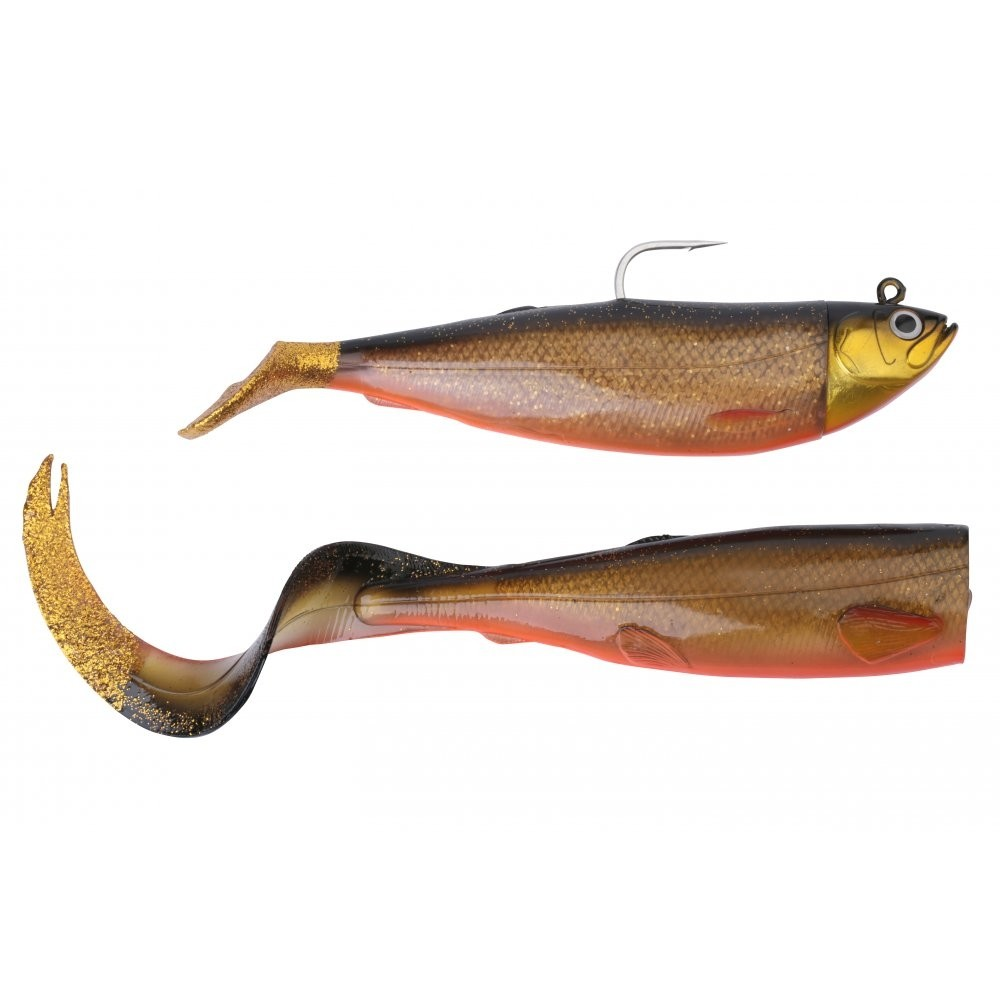 Savage Gear Cutbait Herring Lure 20cm 270g Red Fish