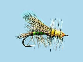 Turrall Special Dry Stimulator Green