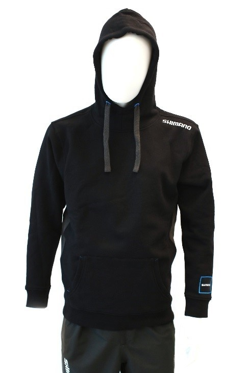 Shimano limited edition Hoody Black