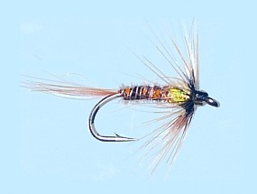 Turrall Slim Line Nymph Cruncher Size 12