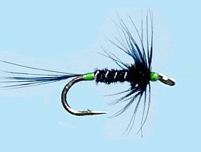 Turrall Slim Line Nymph Cruncher Hot Head Size 12