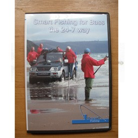 Smart Fishing For Bass The 24-7 Way Dvd