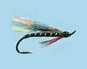 Turrall Salmon Single Monroes Killer Size 6