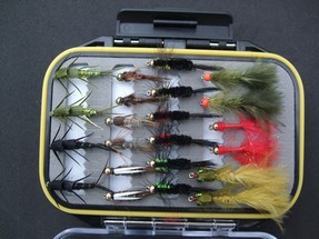 turrall stillwater nymph fly pod