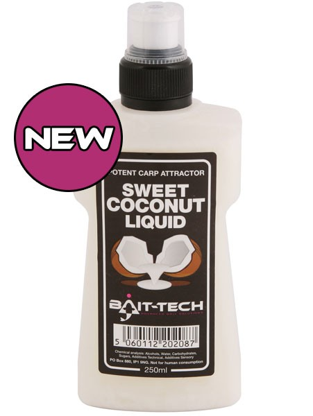 Bait Tech Sweet Coconut Liquid