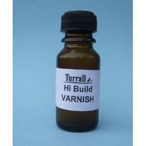 Turrall Varnish Hi- Build in Clear