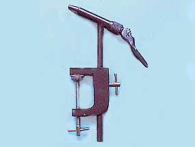 Turrall Lever 1205 Fly Tying Vice