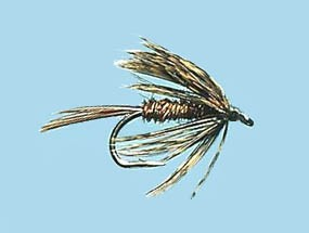 Turrall Wet Hackled Pheasant Tail