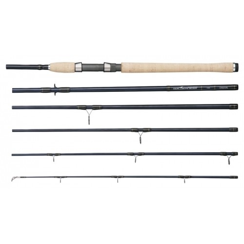 Daiwa Wilderness Travel spin rod 10ft 6 piece