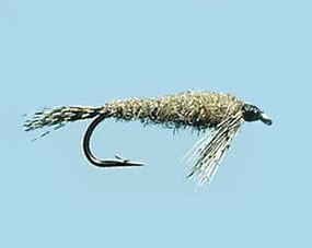 Turrall Weighted Nymph Beaver - Size 10