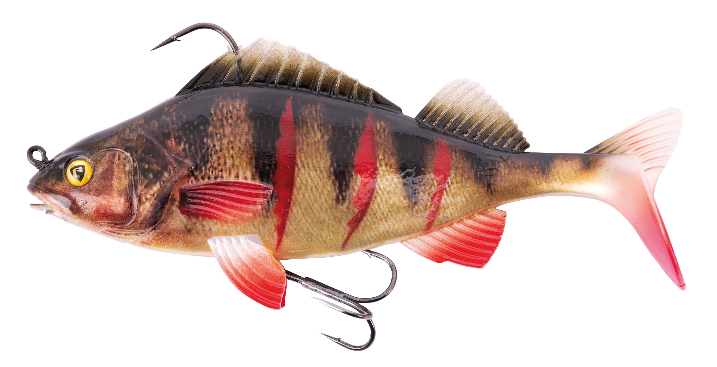 Fox Rage Realistic Replicant Wounded Perch 14cm 45g