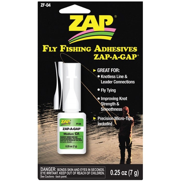 Turrall Zap a Gap Adhesive 7g