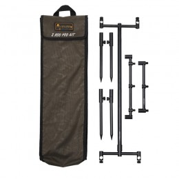 PROLOGIC AVENGER 2 ROD POD KITS & CARRYCASE