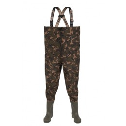 Fox Camo Lightweight Chest Waders Size 10
