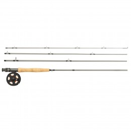 Greys K4ST 9ft Combo Fly Rod