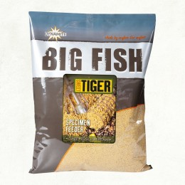 Dynamite Big Fish Sweet Tiger Specimen Feeder Groundbait 1.8kg