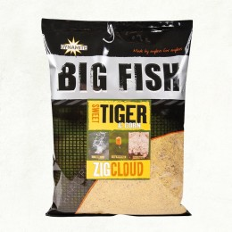 Dynamite Big Fish Sweet Tiger & Corn Zig Cloud 1.8kg