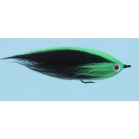 Turrall Premium Pike Stupid Boy Black 4/0