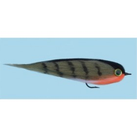 Turrall Premium Stupid Boy Perch Pike Fly 4/0