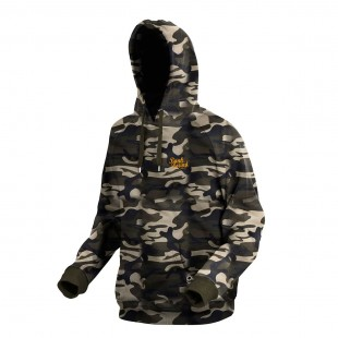 Prologic Bank Bound Camo Hoodie