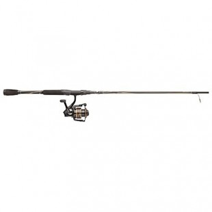 Abu Garcia Pro Max Spinning Combo 9ft 2 section rod 15-40g casting plus 40 size reel