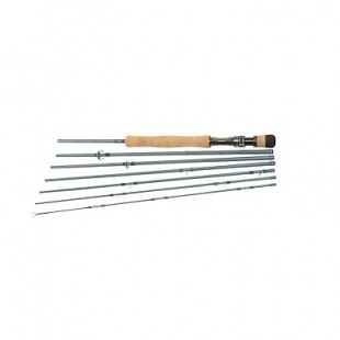 Shakespeare Agility2 EXP 9FT6 #7 6 piece travel fly rod