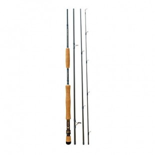 Shakespeare Agility2 XPS 9ft #10 4 piece fly rod
