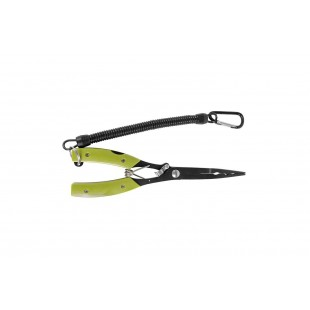 MULTI TOOL The Korum Multi-Tool comes in a useful holster with an extending keeper cord that allows you quick and easy access to this fantastic, multi-use tool. Can be used like forceps for unhooking, as a pair of pliers and also as a cutting tool. Made u