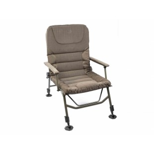 Avid Carp Benchmark memory foam recliner chair