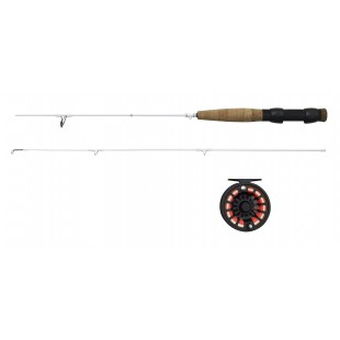 Scierra Baby Brook Combo 3.7ft Rod #3 line with SIE Track 2 Reel