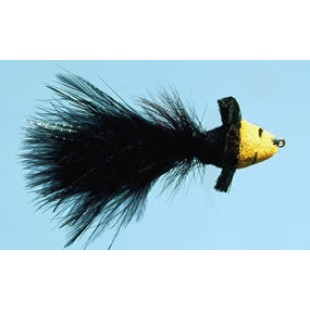 Turrall Bass Bugs Diver Black