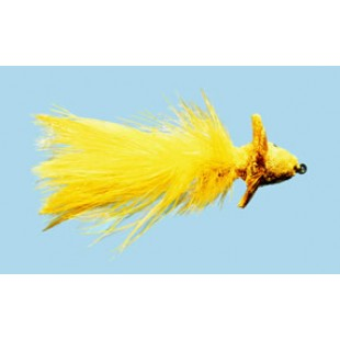 Turrall Diver Yellow Bass Bug Size 6