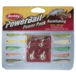 Berkley Powerbait Power Pack Rock Fishing