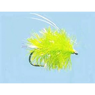 Turrall Blob/Bung Flies Chartreuse
