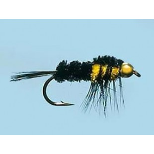 Turrall Bead Head Montana Yellow
