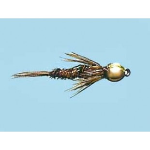Turrall Bead Head Pheasant Tail Natural