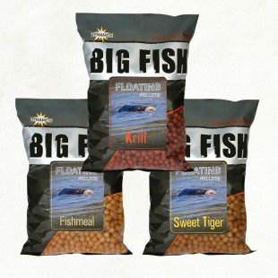 Dynamite Big Fish Floating Pellets 1.1kg