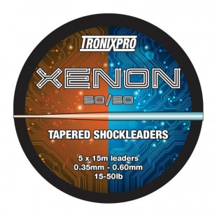 Tronixpro Xenon 50/50 Tapered Shockleader