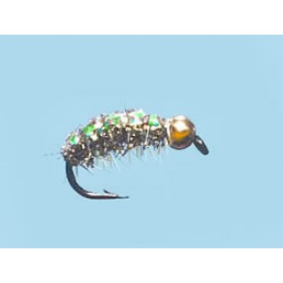 Turrall Brite Lite Nymph Green - Size 12